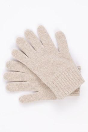 Dámské vlněné rukavice Reka
