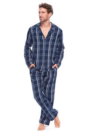 Pánské kabátkové pyžamo Alan
