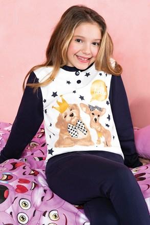 Dívčí pyžamo Hallo