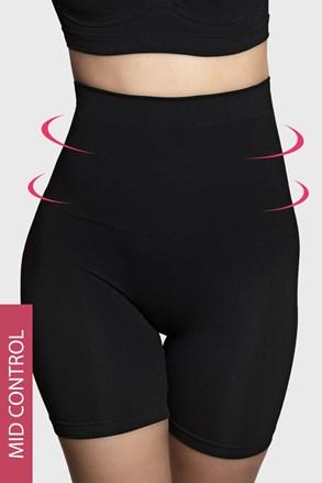 Stahovací kalhotky s nohavičkou bezešvé