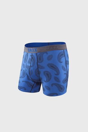 Pánské boxerky SAXX Platinum Paisley Blue