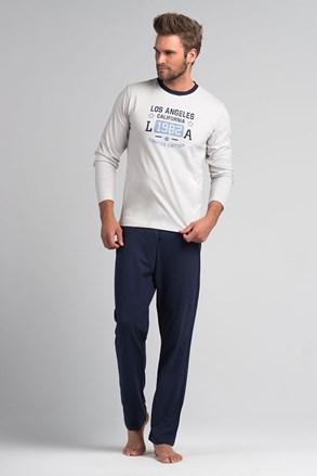 Paul férfi pizsama