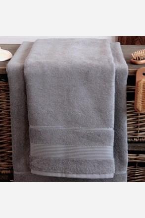 Set 2 bambusových ručníků Moreno - světle šedý
