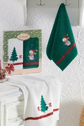 Tree törölköző karácsonyi ajándék szett