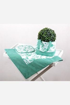 Kuchyňský SET Selský styl zelený