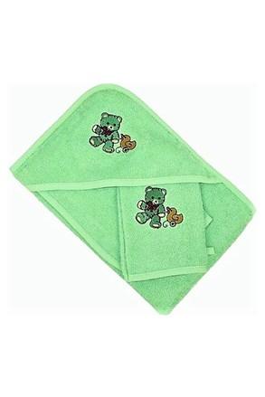 Set pro miminka zelený