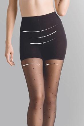 Punčochové kalhoty s podporou redukce celulitidy 20 DEN