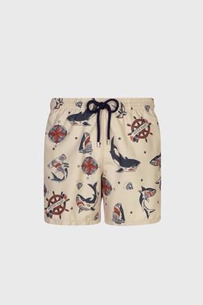 Pánské koupací šortky GRANADILLA Sharks