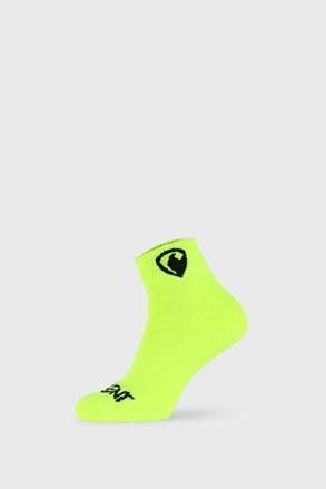 Жълти чорапи Represent Short