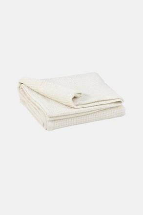 Luxusní přehoz na postel Siesta ecru