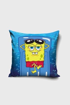 Povlak na polštářek Spongebob na lehátku