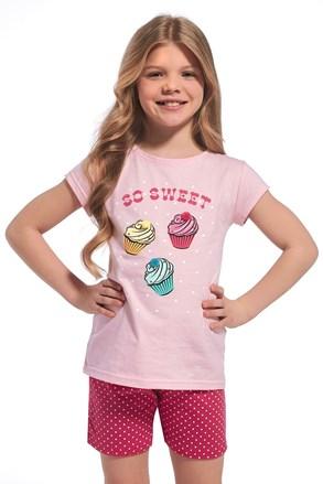Dívčí pyžamo So sweet