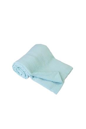Dětská deka Muslin mátová