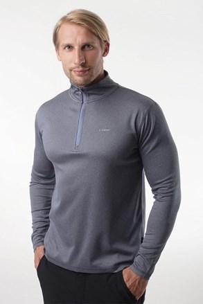 Сива функционална блуза LOAP Peter