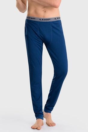 Modré funkční kalhoty LOAP Pelit