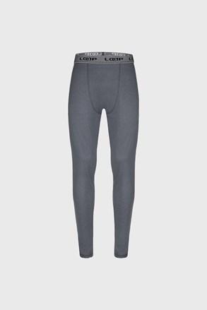 Šedé funkční kalhoty LOAP Pelit