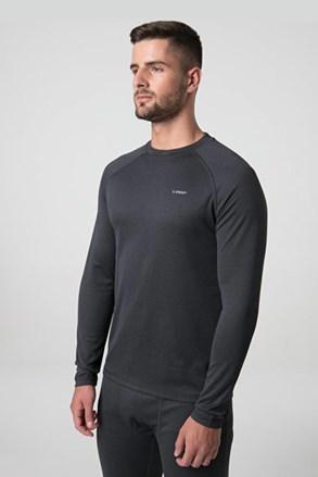 Tmavě šedé termo tričko LOAP Pelle
