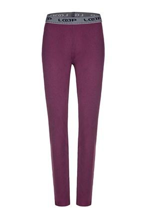 LOAP Peddy női funkcionális nadrág, lila