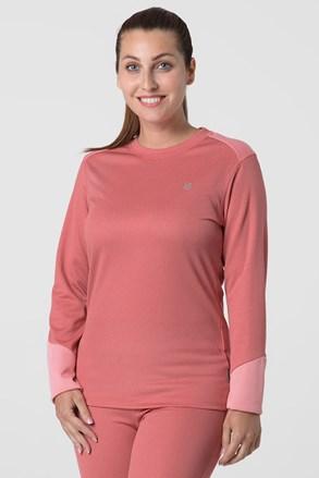Dámské růžové termo tričko LOAP Peli