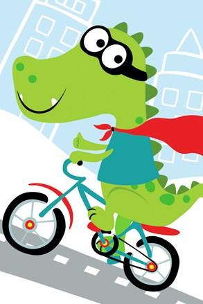 Krokodil gyermek törölköző