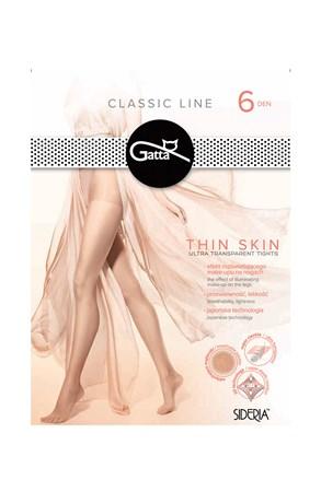 Punčochové kalhoty Thin skin 6 DEN