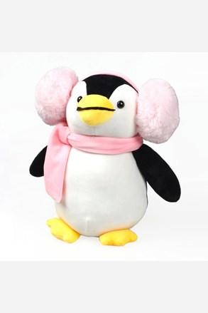 Pingvin babajáték, rózsaszín