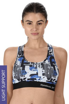 Дамски спортен Crop top Reebok Charley
