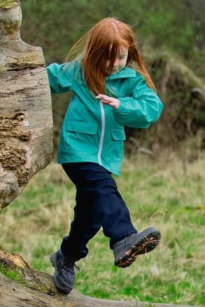 Dětské softshellové kalhoty Galloway