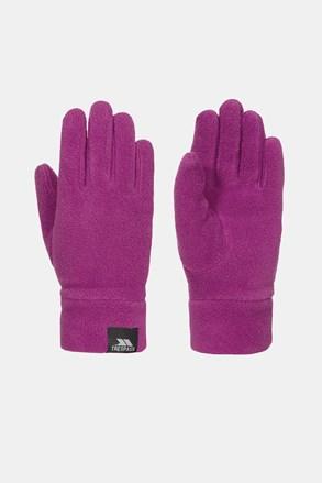Dětské prstové rukavice Lala II fialové