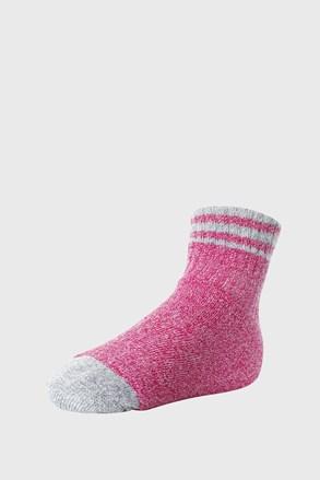 Dětské ponožky Vic růžové
