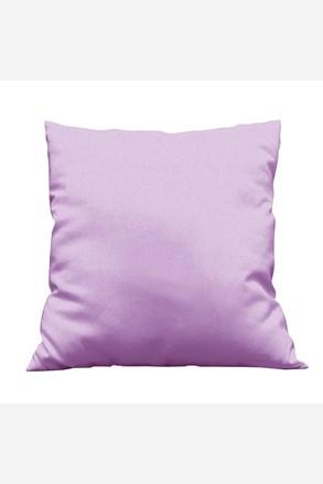 Povlak na polštářek Uni světle fialový