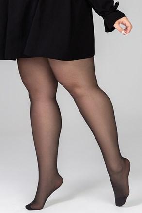 Punčochové kalhoty Plus Size Victoria 30 DEN