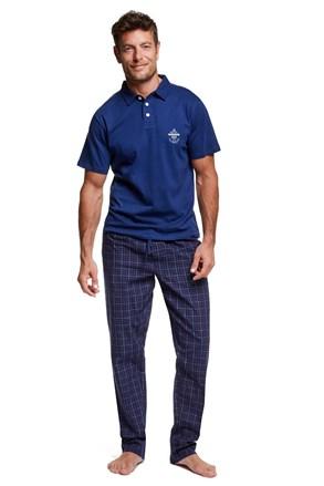 Pánské pyžamo s límečkem Vote