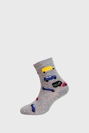 Chlapecké ponožky Auta
