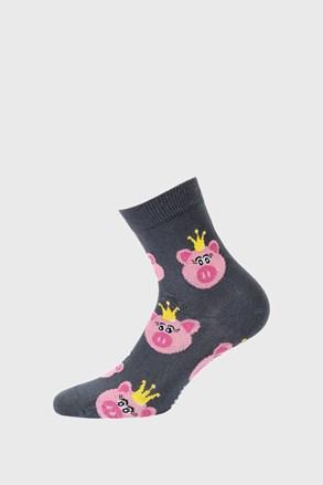Dívčí ponožky King Pig