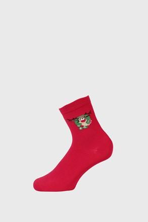 Gyermek karácsonyi zokni, Rénszarvas