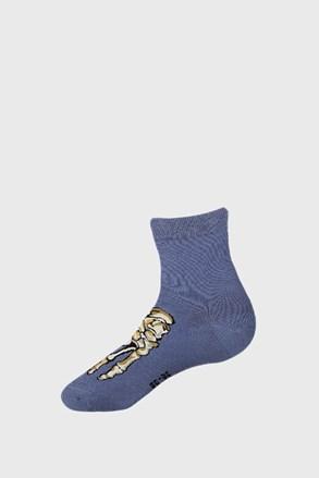 Chlapecké ponožky Skeleton