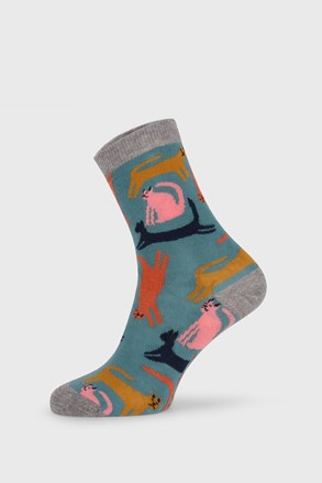Dámské ponožky Fun Cats