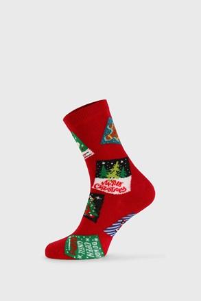 Dámské vánoční ponožky Posty