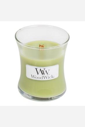 WoodWick svíčka Fern malá