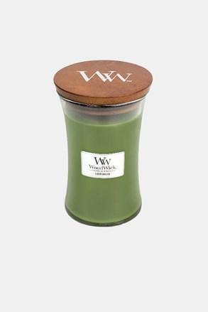 Svíčka WoodWick Evergreen velká