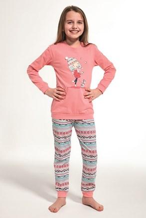Dívčí pyžamo Walk