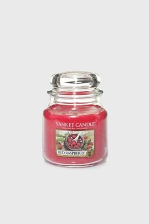Yankee Candle svíčka Red Raspberry střední