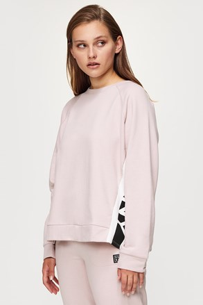 Mikina DKNY Make Your Move růžová