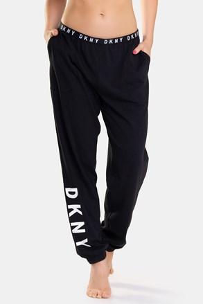 Tepláky DKNY Casual Fridays černé