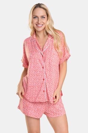 Dámské pyžamo DKNY Pink Logo