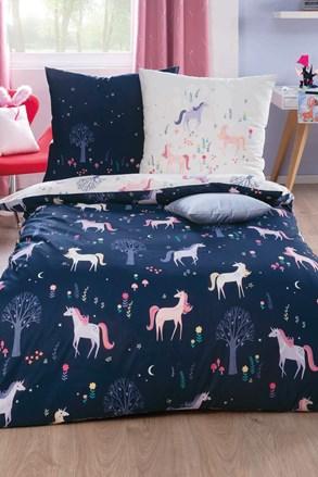 Dívčí luxusní povlečení Unicorn