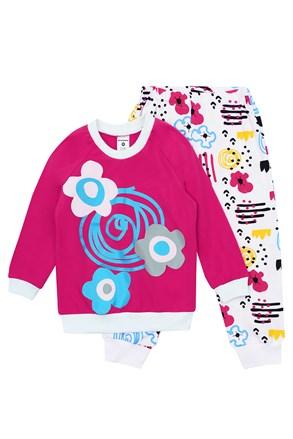 Dívčí pyžamo Flower Rose