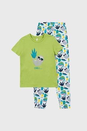 Dětské pyžamo Lenochod