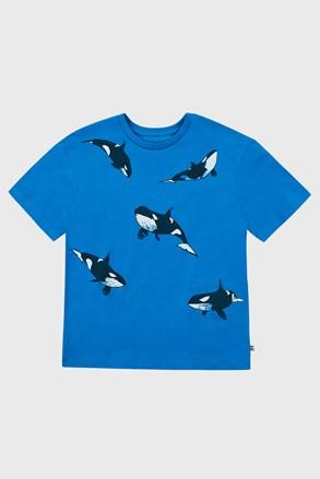 Chlapecké tričko Whales